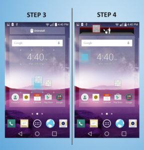 LG G3 Vigor - Delete App 3-4