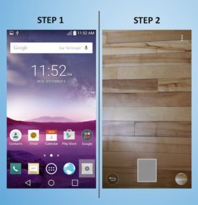 LG G3 Vigor - Picture 1-2