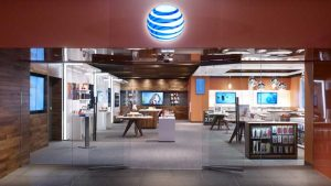 AT&T store prototype of the future
