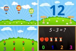 Kids Math Phone App