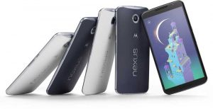 Nexus 6 - multiple devices near each other