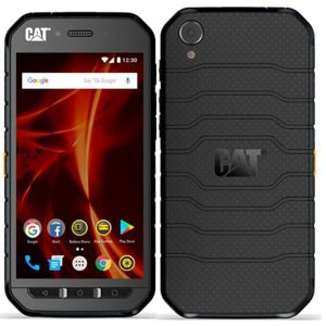 CAT S41 front and back