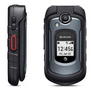 Kyocera DuraXE front and side view