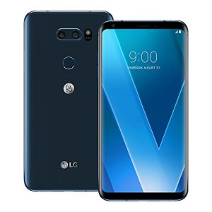 LG V30 front and back view
