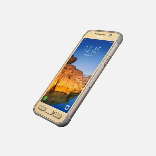 Samsung Galaxy S7 Active - Gold tilted