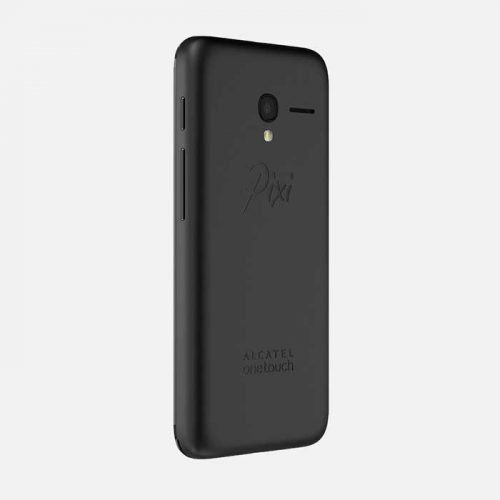 Alcatel Onetouch Pixi 3 Back Tilted