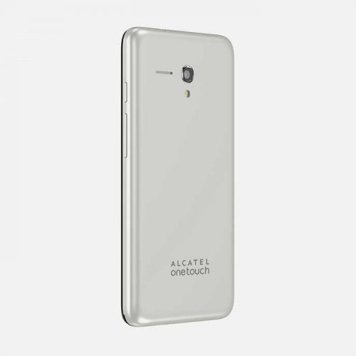 Alcatel Onetouch Pop 3 back tilted