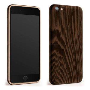 Miniot Wood iPhone Case