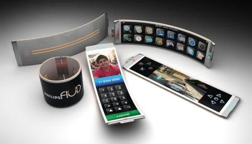 5 smartphones that uniquely fold and roll up