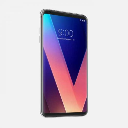 LG V30 Angled Right