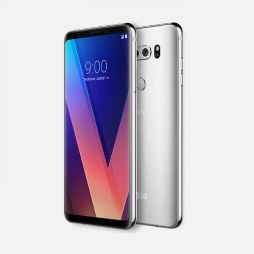 LG V30 Front and Back Angled