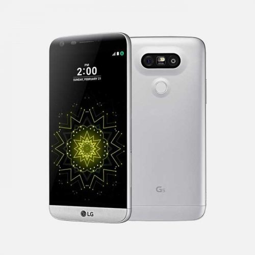 LG G5 Front and Back