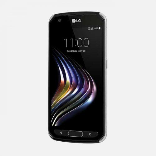 LG X Venture front tilted