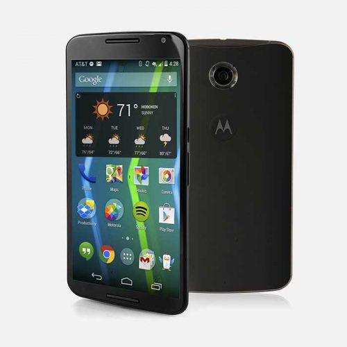 Motorola Moto X Pro front and back