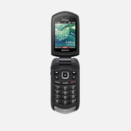 Kyocera Dura XV Plus Open straight on
