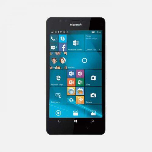 Microsoft Lumia 950 Front View