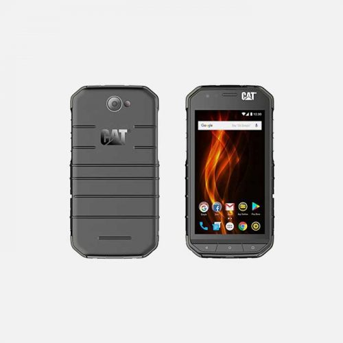 Cat S31 Front and Back