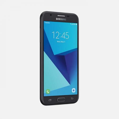 Samsung J3 Prime Front Angled Right