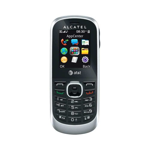 Alcatel 510A Front View