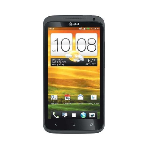 HTC One X Front View