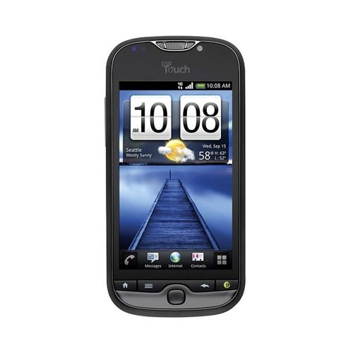 HTC myTouch 4G Front View