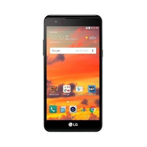 LG X Power Front View