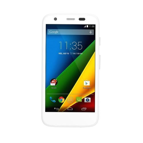 Moto G Front View