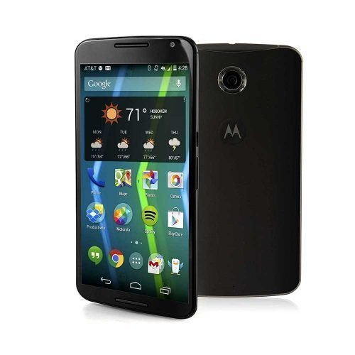 Motorola Moto X Pro Front and Back View