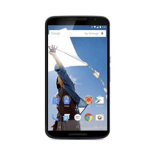 Motorola Nexus 6 Front View