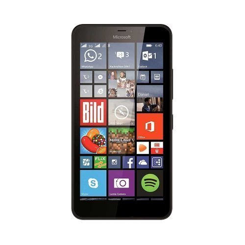 Nokia 640 XL Front View