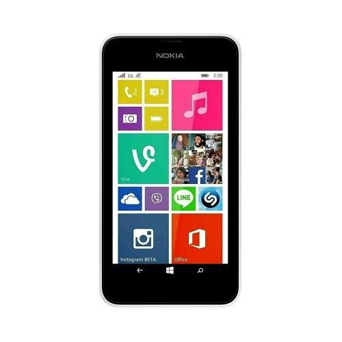 Nokia Lumia 530 Front View