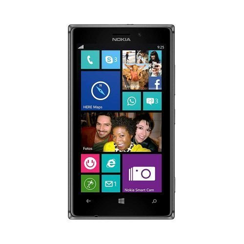 Nokia Lumia 925 Front View