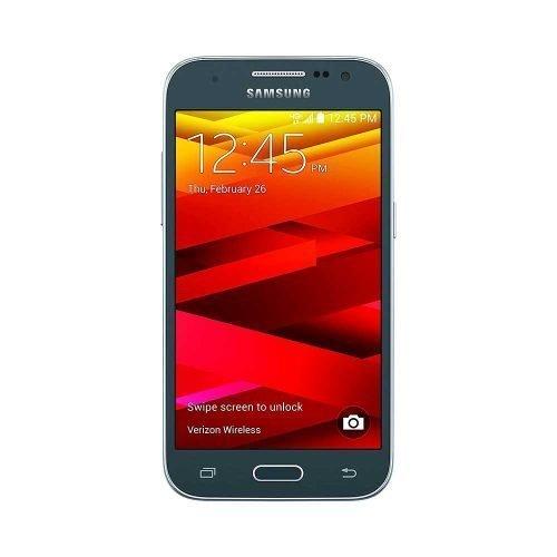 Samsung Galaxy Core Prime Black Front View