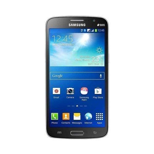 Samsung Galaxy Grand 2 Black Front View