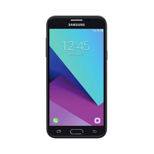 Samsung Galaxy J3 Prime Front View