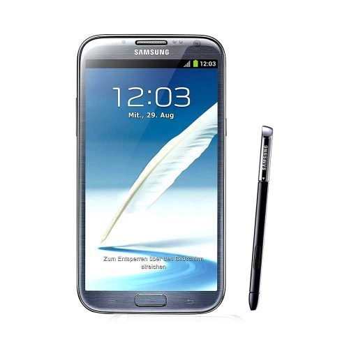 Samsung Galaxy Note 2 Stylus Front View