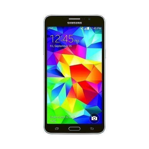 Samsung Mega 2 Black Front View