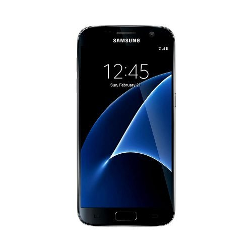 Samsung S7 Black Front