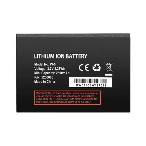 Netgear Unite Replacement Battery Front View