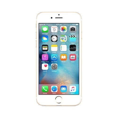 iPhone 6 Gold Front View