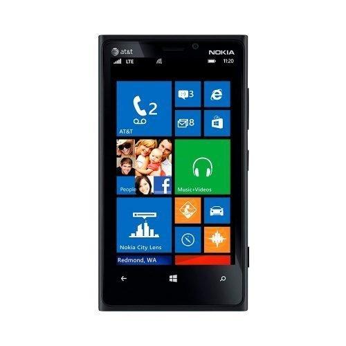 Nokia 920 Black Front View