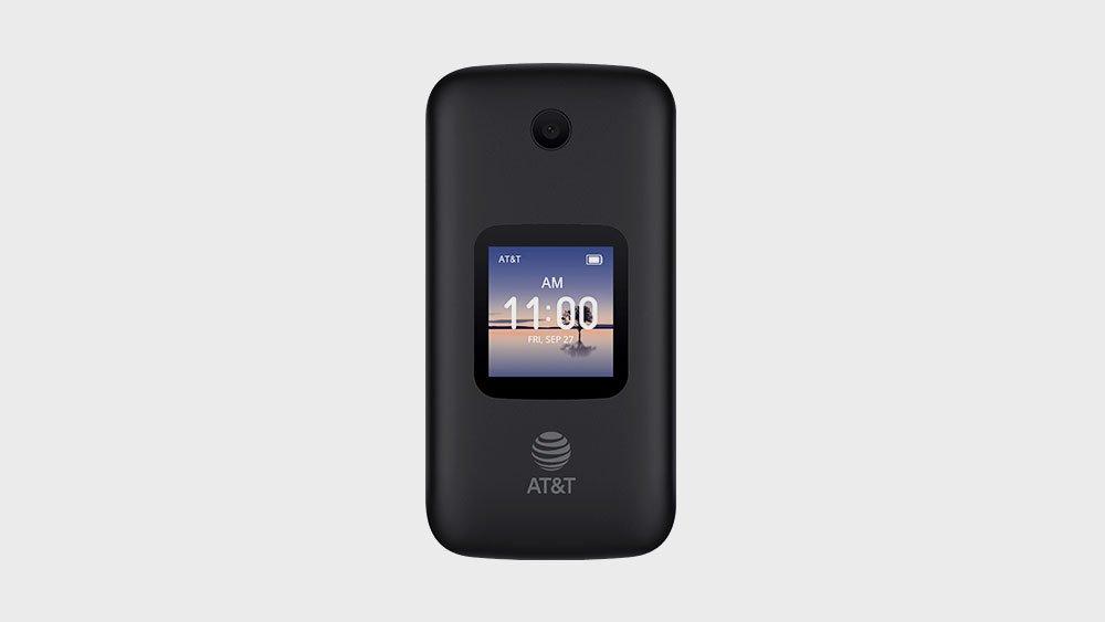 Alcatel SmartFlip Front View