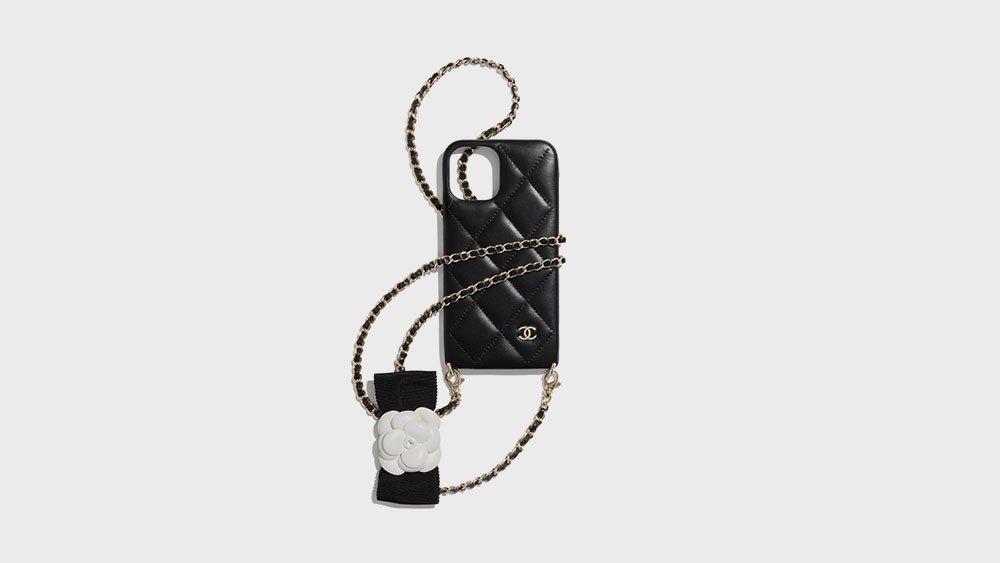 Chanel Lambskin Case