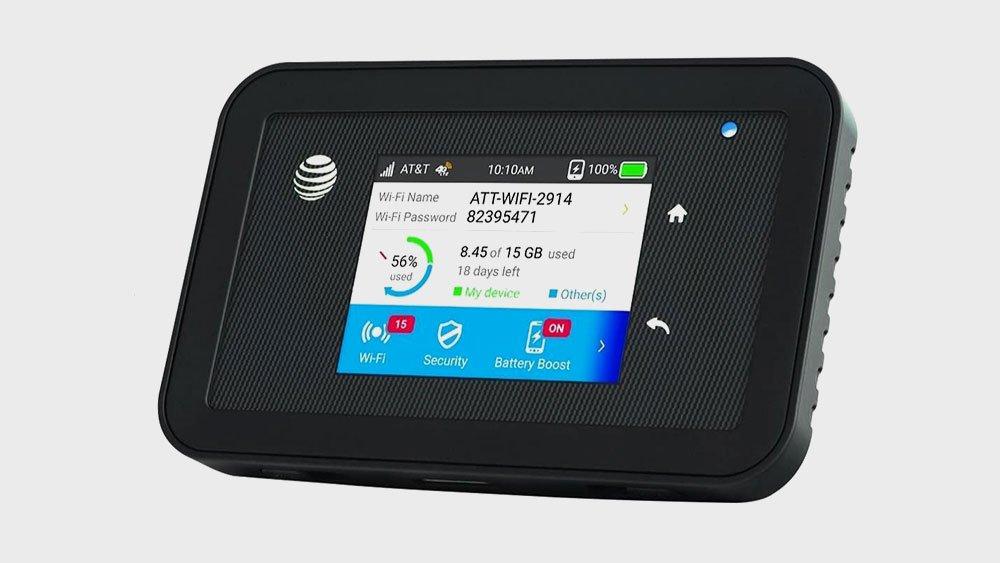 Netgear Unite Explore mobile hotspots