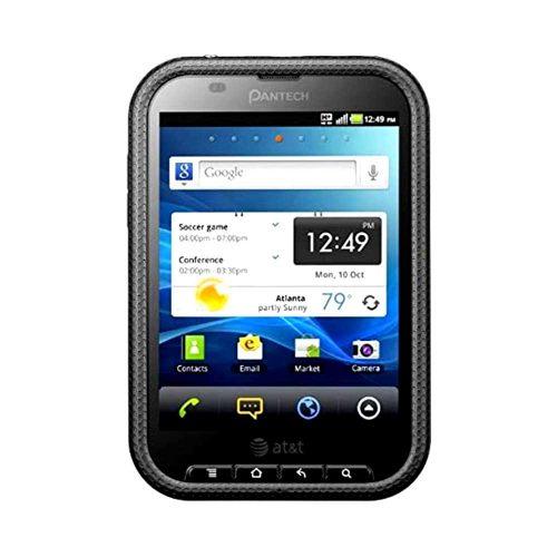 Pantech Pocket Front View