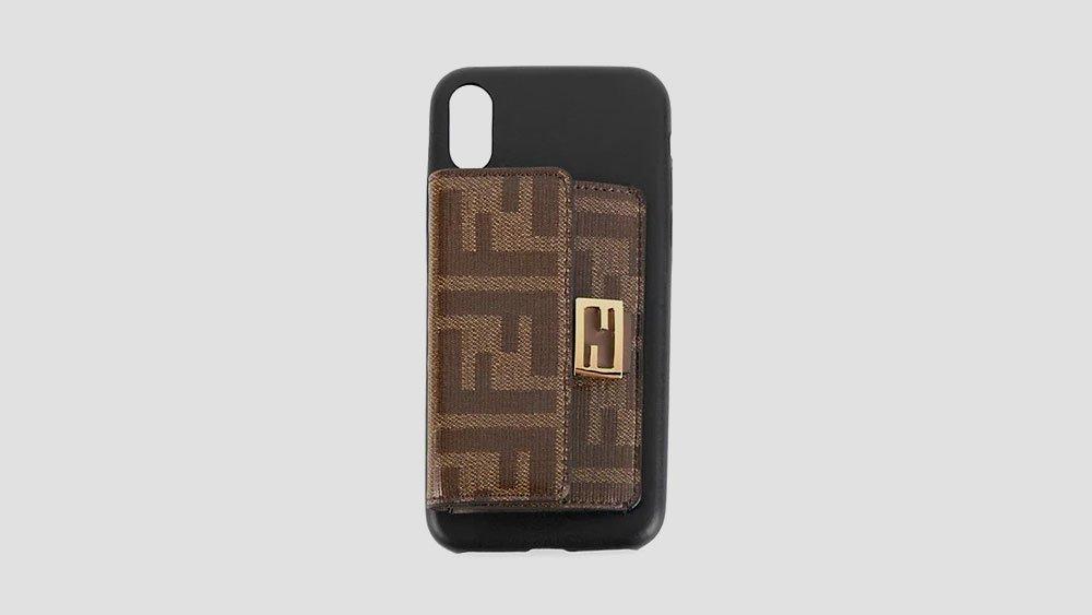 Fendi FF phone case