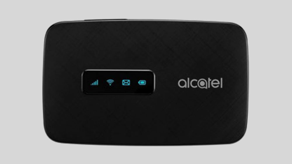 alcatel link zone front view