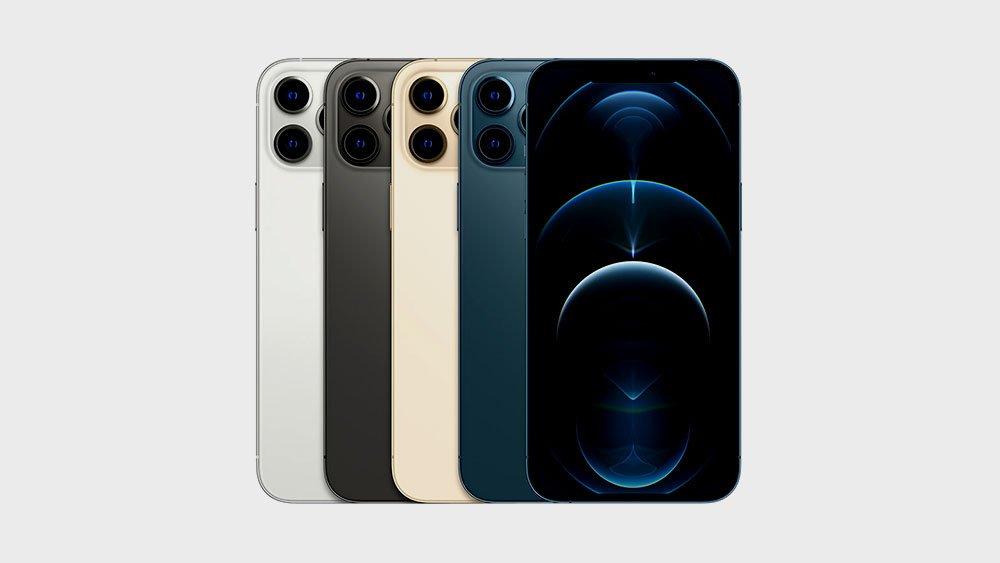 iPhone 12 pro max all colors