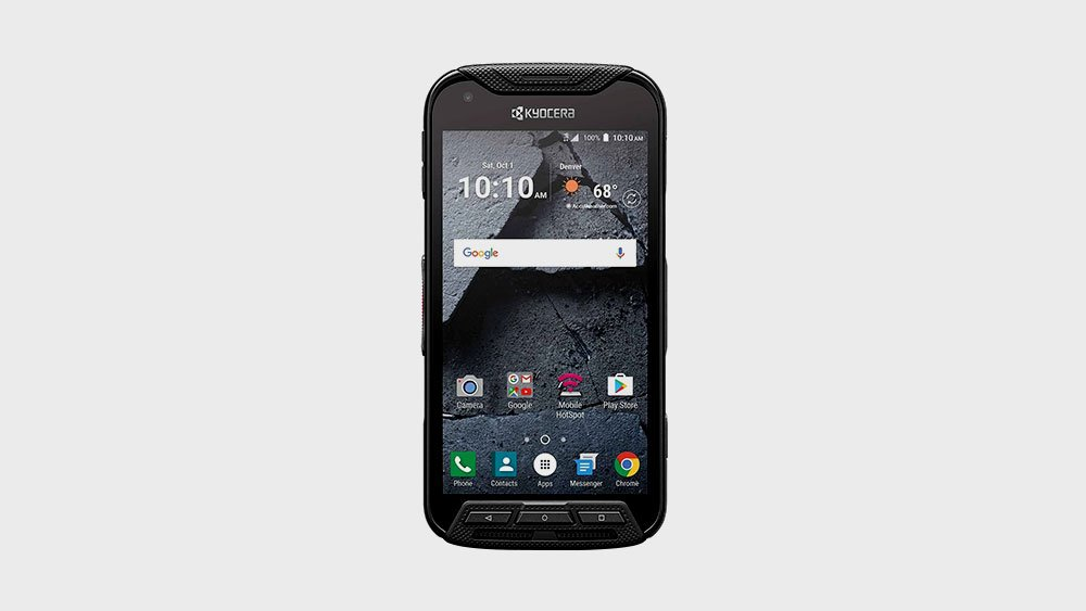 kyocera duraforce pro front view