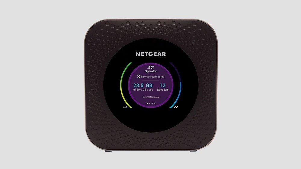 Netgeat NightHawk Mobile Hotspot